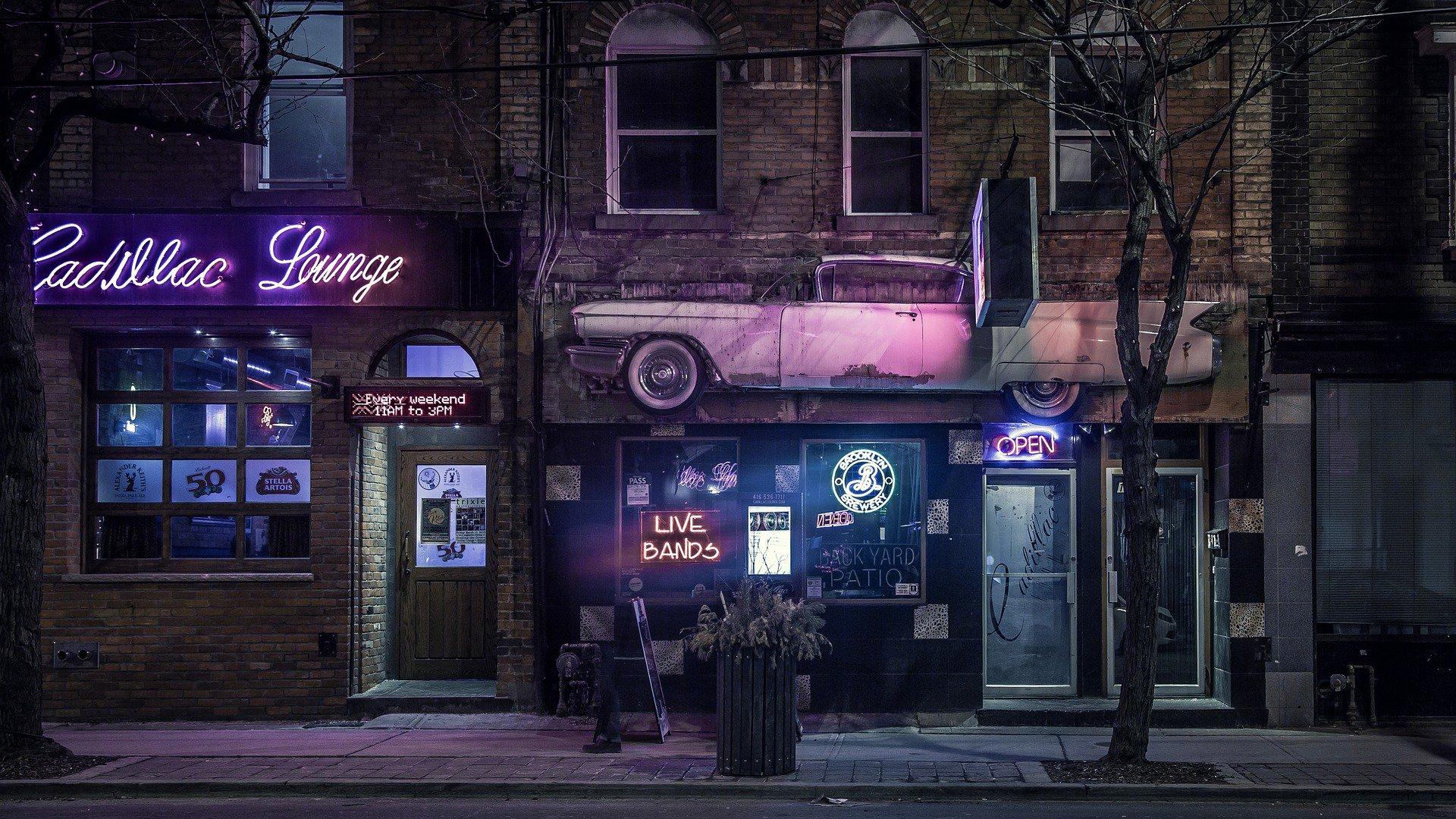 ciudad pub bar