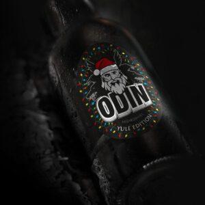 Botella fría Hidromiel Odín Yule Edition